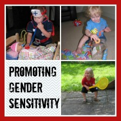 How do you Promote Gender Sensitivity?