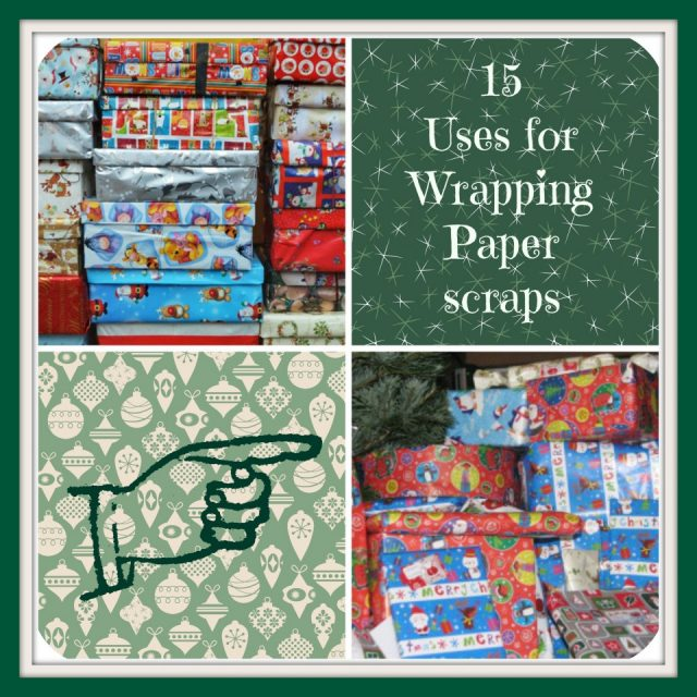 paperscrap, wrapping paper