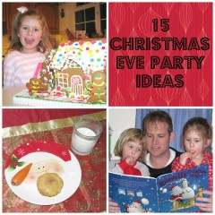 15 Christmas Eve party ideas