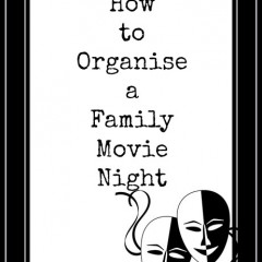 How to Organise a Family Movie Night