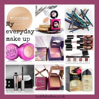 Benefit, Bourjois, Olay, Michelleori, make up