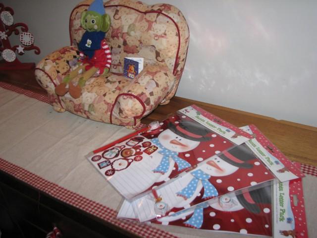 letter to santa, christmas list