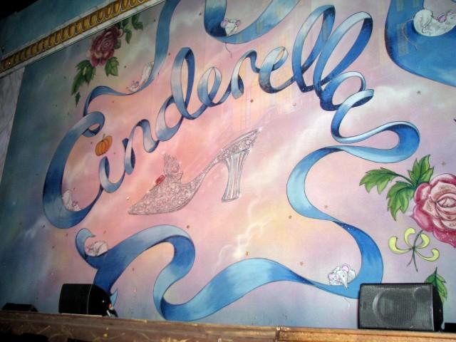 Cinderella pantomime, hexagon theatre