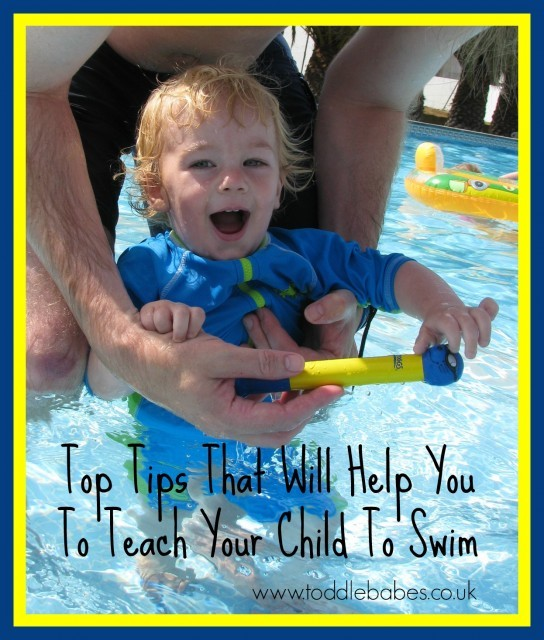Top Tips That Will Help You To Teach Your Kids To Swim, www.toddlebabes.co.uk