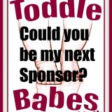 Could You be My Sponsor for Britmums?
