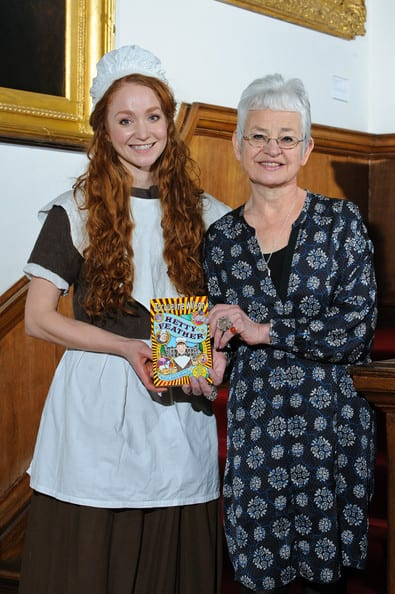 hetty Fether, toddlebabes, Jacqueline Wilson