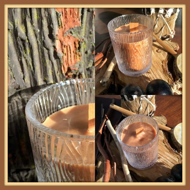 partylite, toddlebabes.co.uk, candle, brown candle