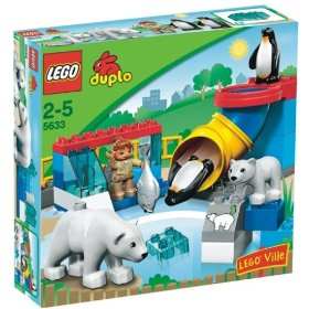 polar zoo1 | Toddlebabes - Learn to Play - Play to Learn