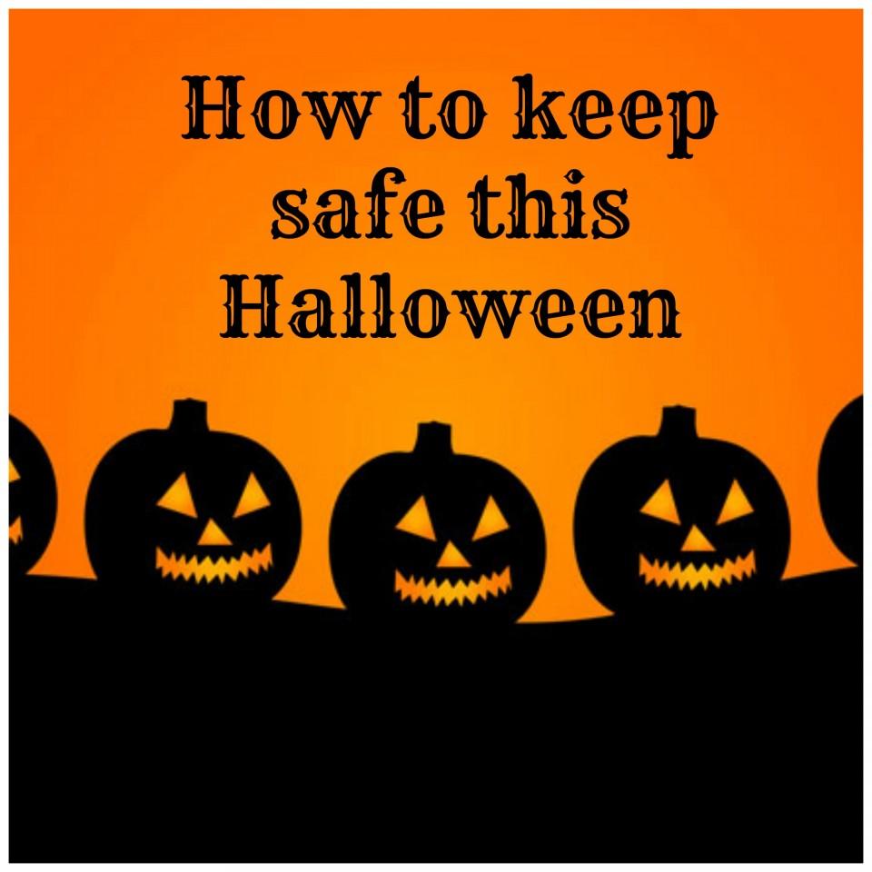 safe halloween, halloween safety