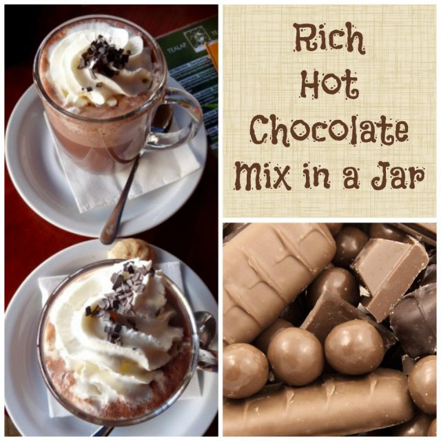 hotchoc, hot chocolate mix, toddlebabes, gift in a jar