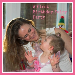 First birthday, girl party, fairy party