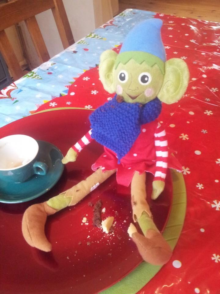 elf on the shelf, christmas elf