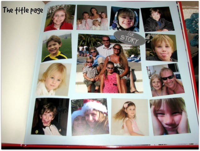photo book, father's day, snapfish, www.toddlebabes.co.uk, review
