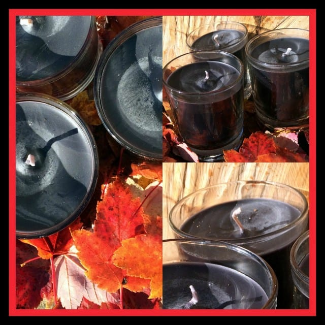 partylite, toddlebabes, candles, black candle,
