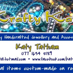 handcrafted jewellery and accessories