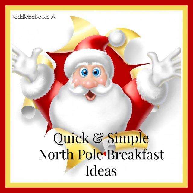 North Pole Breakfast Ideas, elf on the shelf, Christmas elf