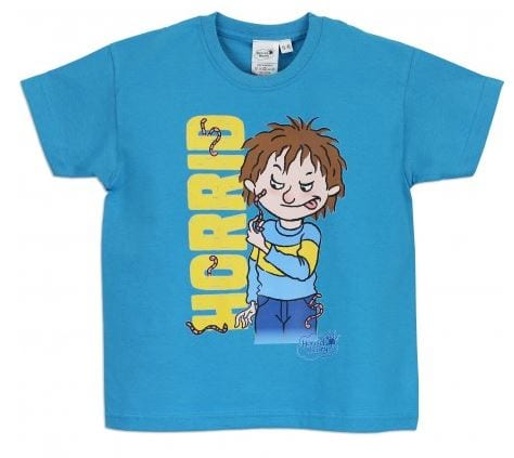 Horrid Henry, toddlebabes.co.uk, character, kids clothes